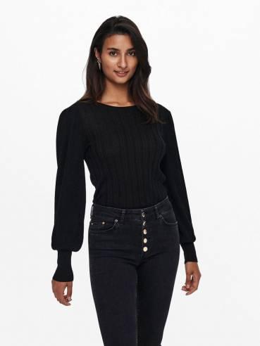 Jersey de manga abullonada - Mujer - UESTI