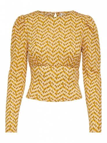Blusa manga larga - Mujer - Uesti