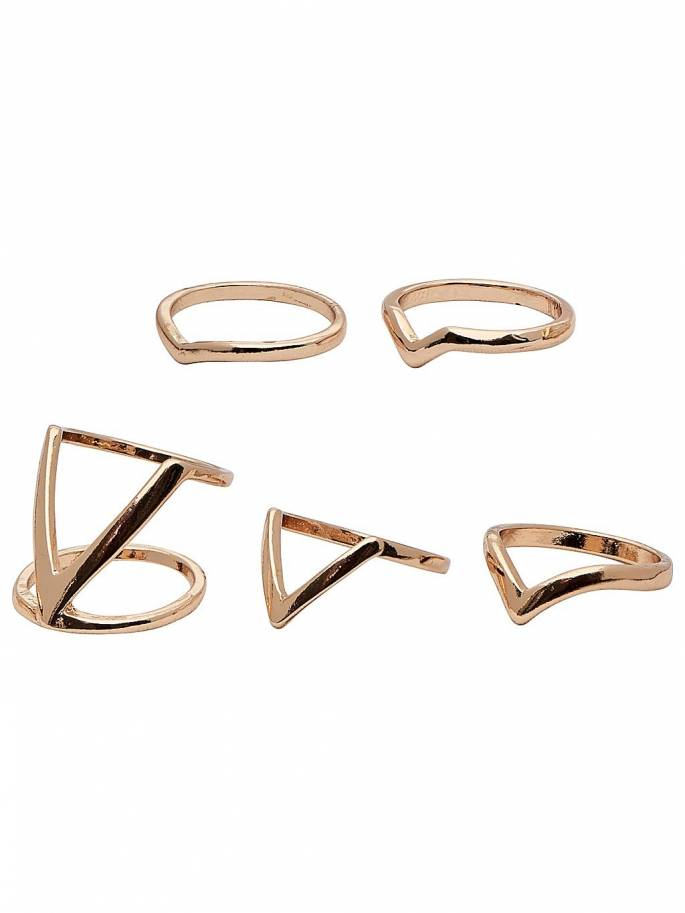 ANILLOS - PACK/5