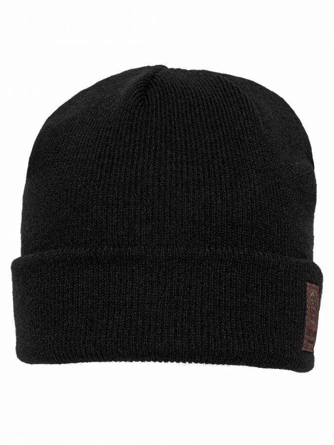 Gorro de punto negro - Only and sons - 22011102