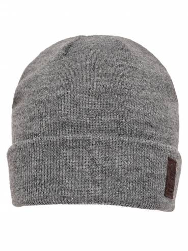 Gorro de punto gris - Only and sons - 22011102