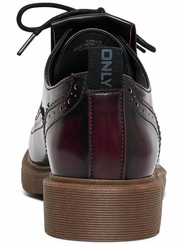 MOCASINES  CON CORDONES - ONLY - 15162127
