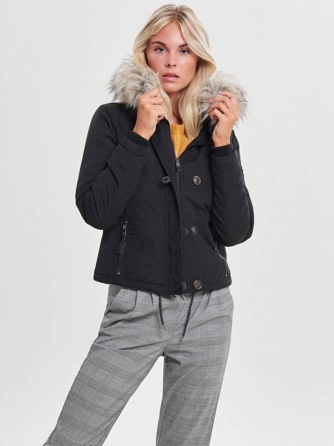 43949c8f6528f Comprar Chaquetas y Parkas para Mujer de Moda Online – UESTI (2)