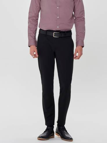 Mark pantalón negro tipo chino - Only and sons - 22010209