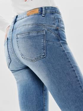 Daisy Jeans Skinny Push Up azul claro - Only - 15169093