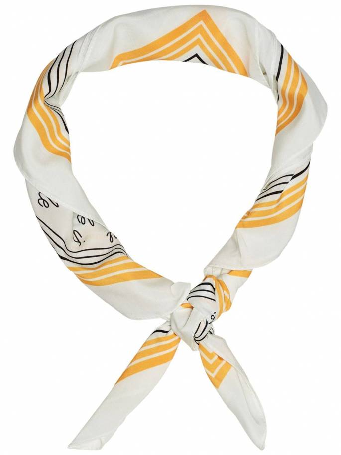 Statement Banda de Pelo/Pañuelo Amarillo - Only - 15172496