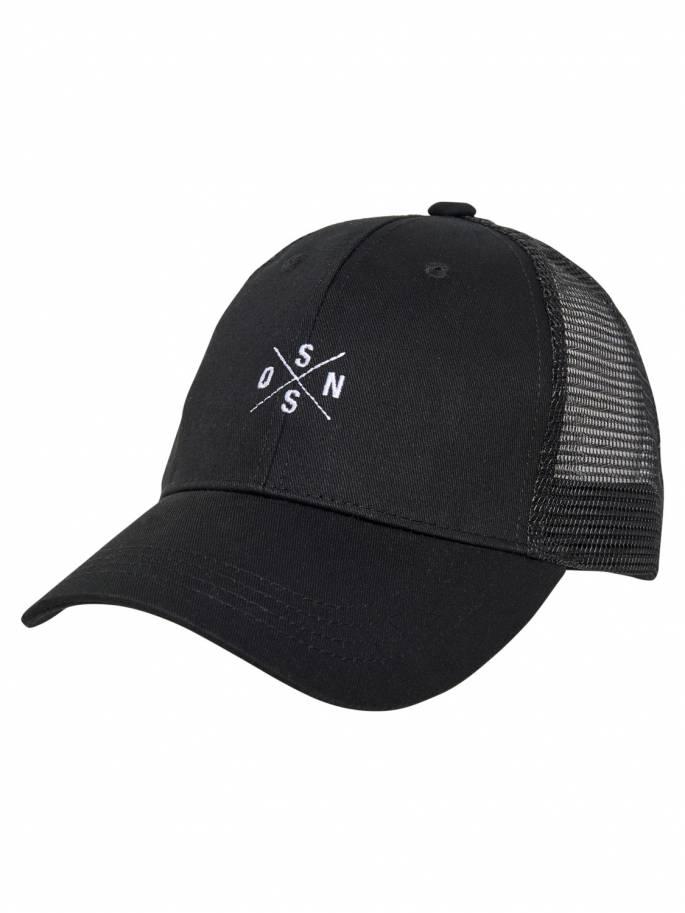 Cole gorra negra con rejilla - Only and sons - 22012728 - Uesti