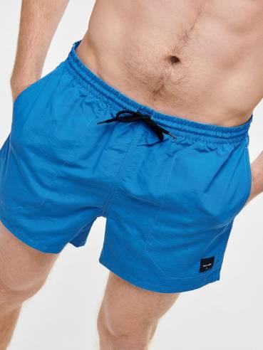 Tino bañador azul unicolor - Only&Sons - 22012171 - Uesti