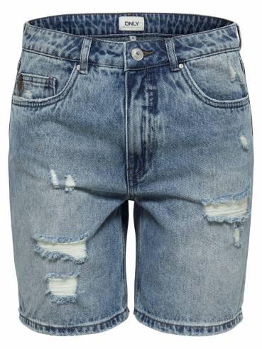 Shorts con rotos  - Only - 15176281 - Uesti