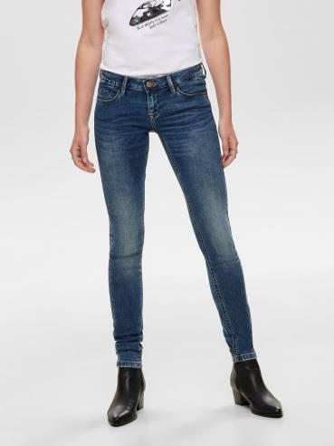 Coral jeans de talle bajo skinny fit - Only - 15185981 - Uesti