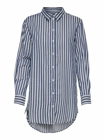 Camisa larga tipo vestido - Only - 15186062 - Uesti