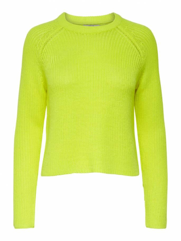 Jersey de corte corto color flúor - Uesti