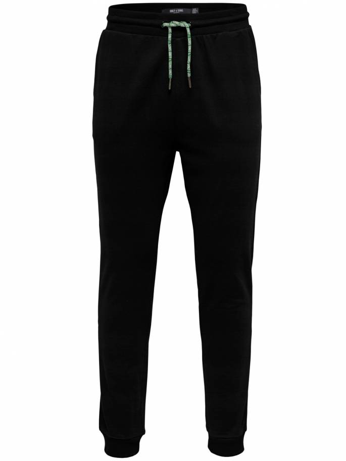 De tipo chandal pantalones básicos - Only and sons - 22016496