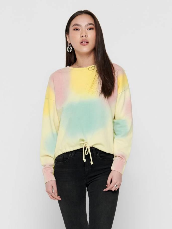 Sudadera multicolor - Mujer - Uesti