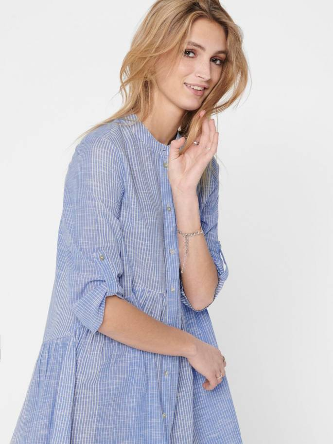 Vestido holgado - Uesti - 15200537 - Only