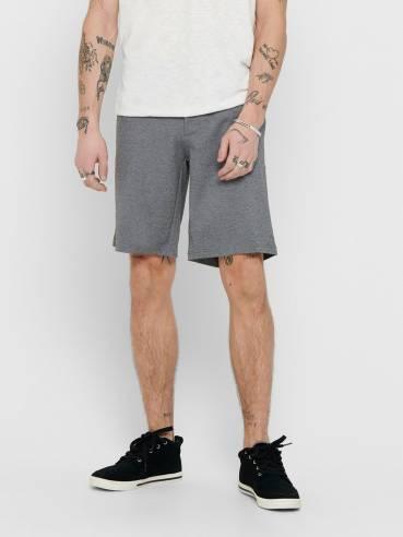 Mark short gris tipo chino - Hombre - UESTI