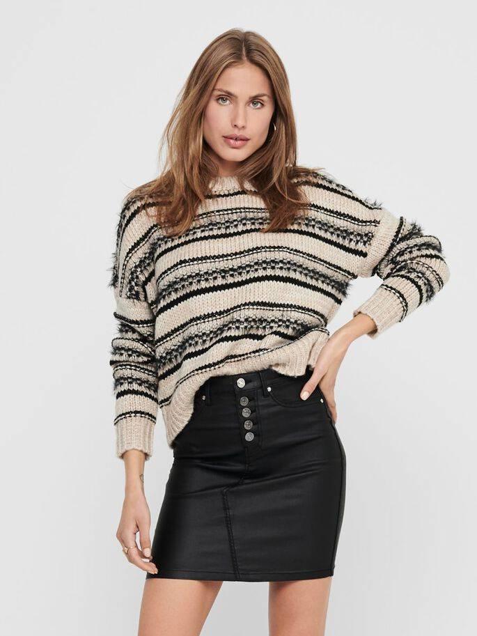 Jersey de punto texturizado - Mujer - UESTI