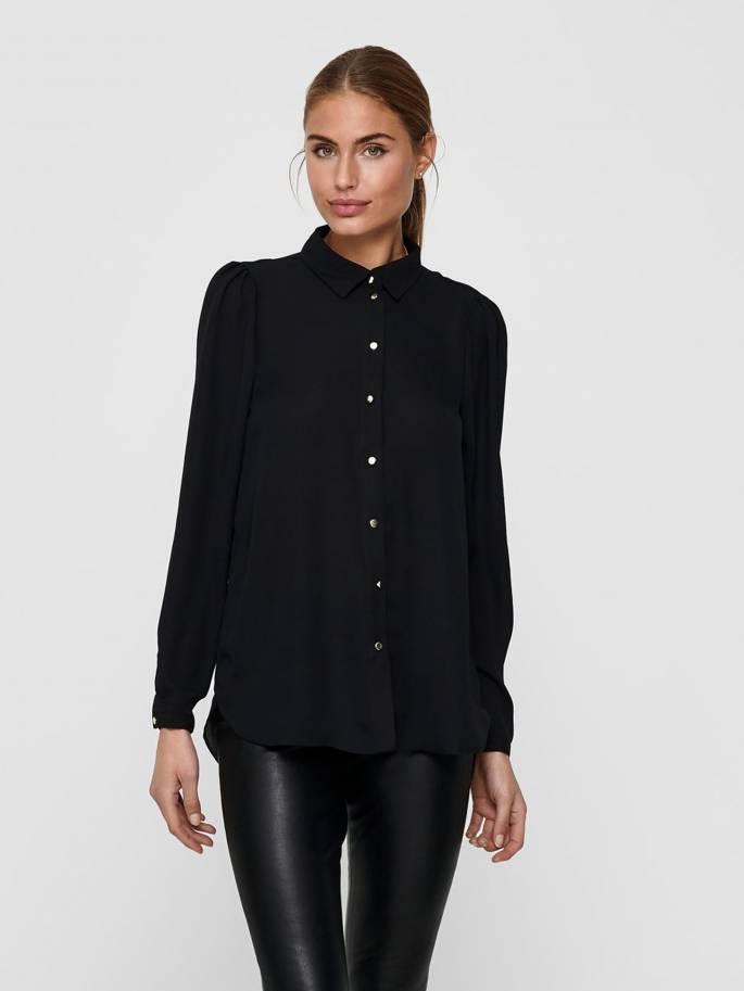 Camisa de corte holgado - Mujer - Uesti