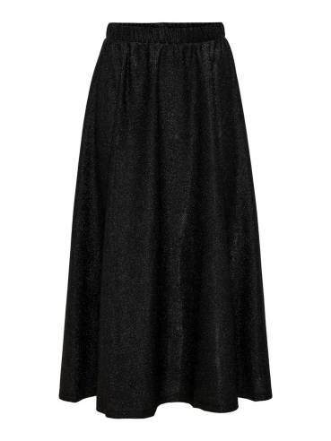 Falda midi brillantes - Uesti - Only - 15216706 - Mujer