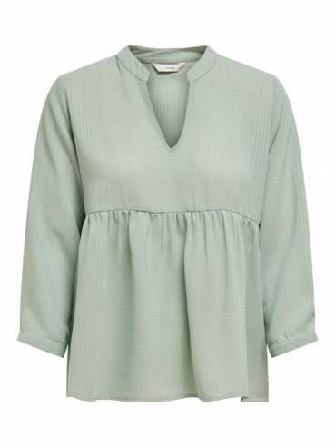 Blusa de Corte Holgado - Mujer - Uesti