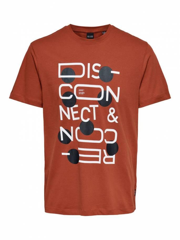 Camiseta reg fit -  Hombre - Uesti