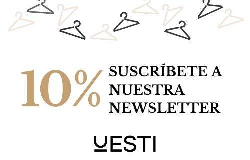 Suscripción newsletter - Uesti