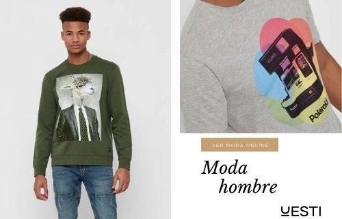 Ropa de moda para hombre - Uesti